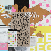 Picture of GALILEO Scrapbook Kit