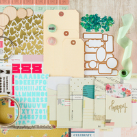 Picture of Maggie Holmes Mini Album Kit