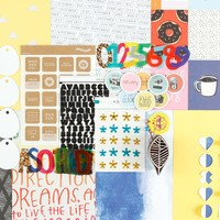 Picture of WINK WINK Scrapbook Kit