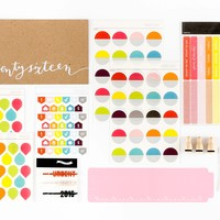 Picture of LOLLIPOP GUILD  Planner Kit