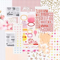Picture of SAVANNAH  Scrapbook Kit