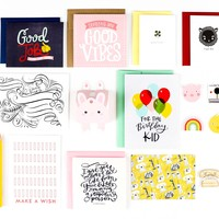 Picture of Homespun Stationery Kit