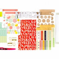 Picture of Homespun Planner Kit