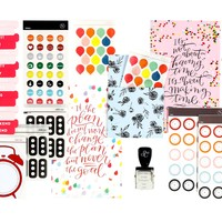 Picture of Jolly Holiday Planner Kit