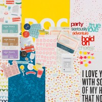 Picture of Sonnet Scrapbook Kit