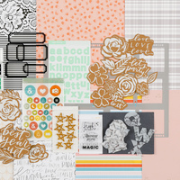 Picture of Cypress Grove Scrapbook Kit
