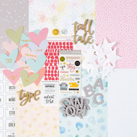 Picture of Written In The Stars Scrapbook Kit