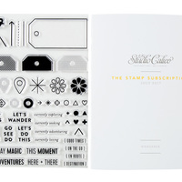 Picture of Silver Lake Lodge  The Stamp Subscription Kit