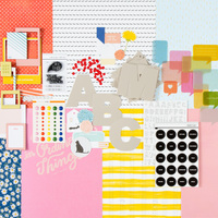 Picture of Alfresco Scrapbook Kit
