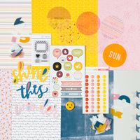 Picture of Let's Go Scrapbook Kit