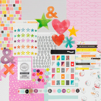 Picture of Starlight Scrapbook Kit