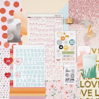 Picture of Candyland Scrapbook Kit