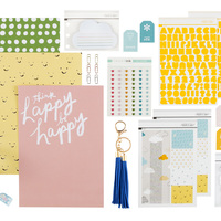 Picture of Be Happy Planner Kit