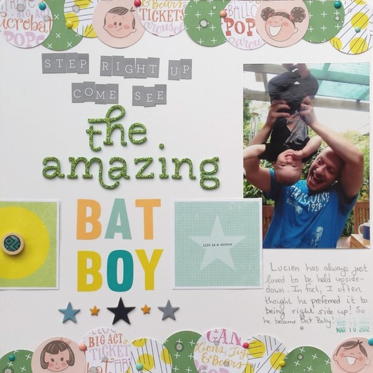 Amazing bat boy 2 original