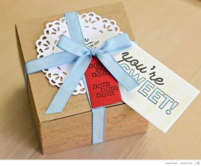 So sweet treat box original