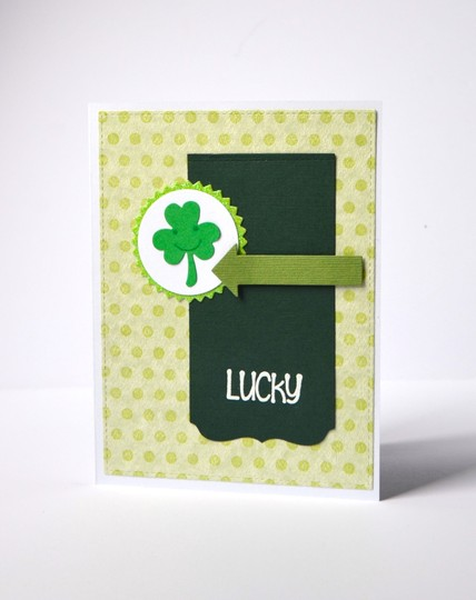 Lucky card original