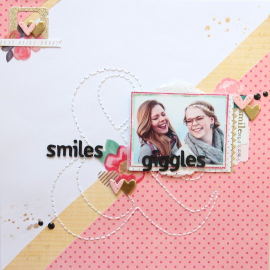 Smiles and giggles original
