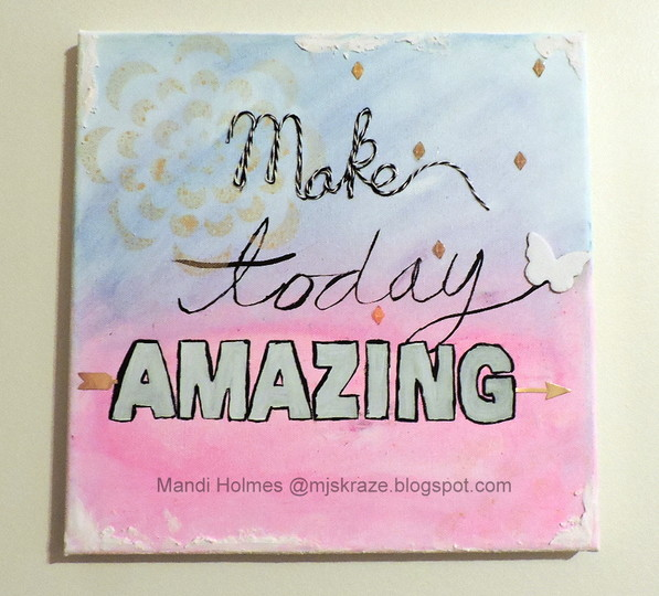 Make today amazing original