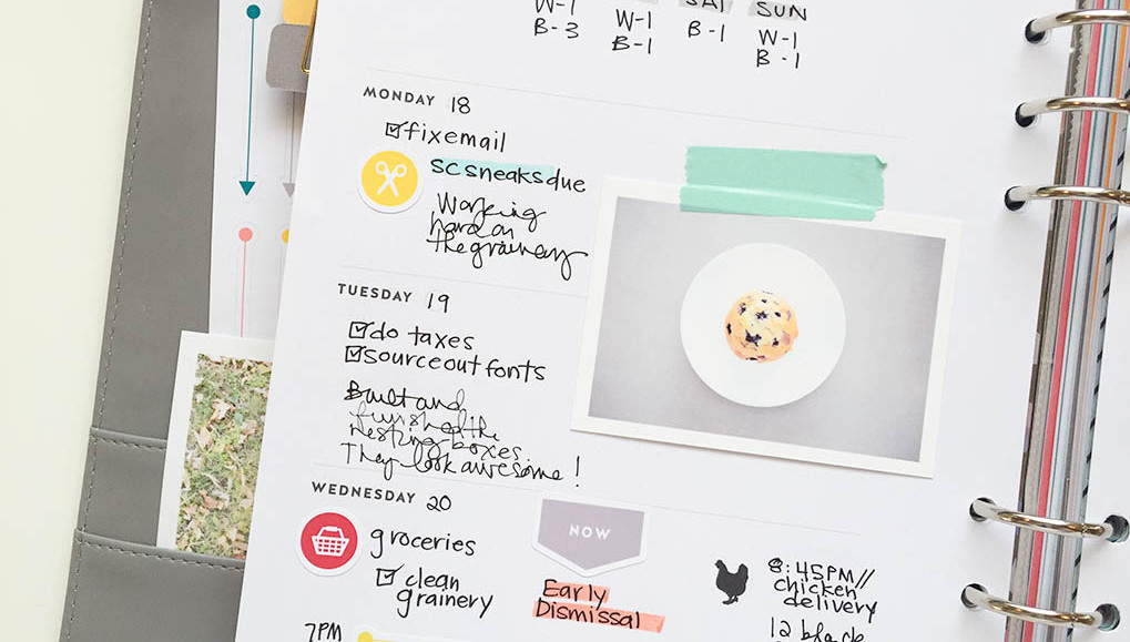 Picture 3 of DIY Planner Stickers