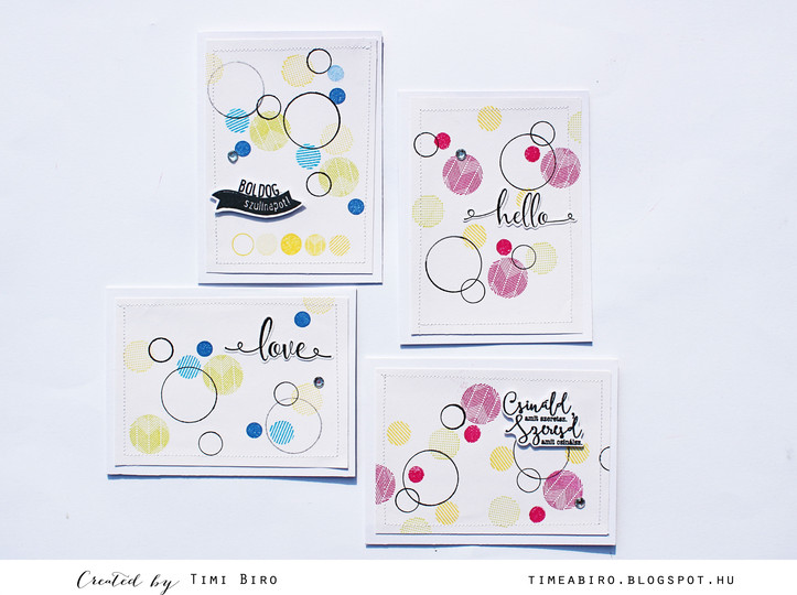 Timi biro cards original