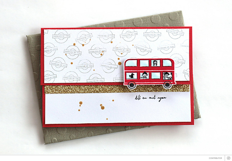 Bus by natalie elphinstone original