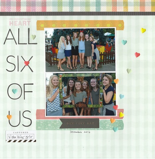 All six of us original