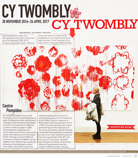 Cy twombly original
