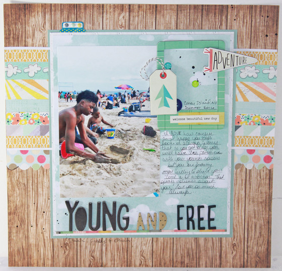 Young and free original