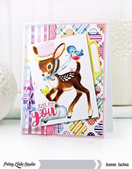 Spring deer four original