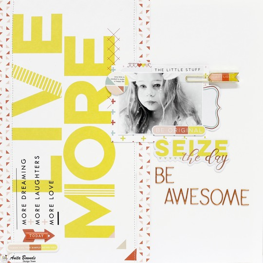 Be awesome layout by anita bownds pink fresh studio %25281%2529 original