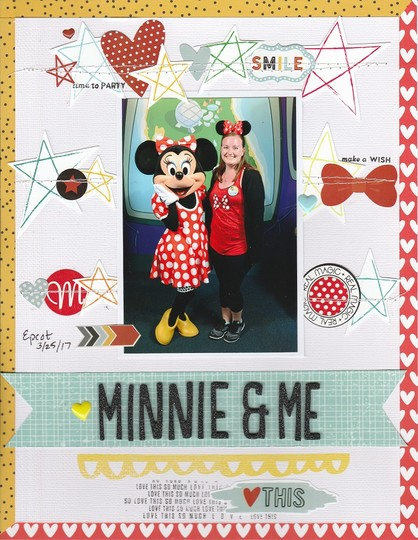 Minnie and me original