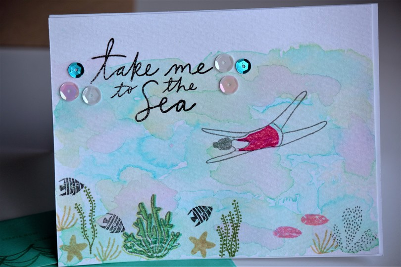 Take me to the sea ii original