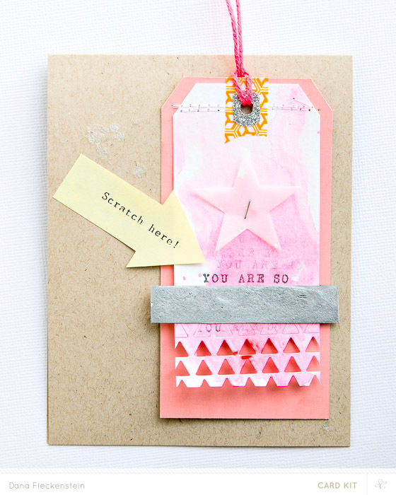 Blog scratch off cards tutorial dana fleckestein studio calico for the card tutorial today im going to show you how to make a springy greeting card with a homemade scratch off sentiment m4hsunfo