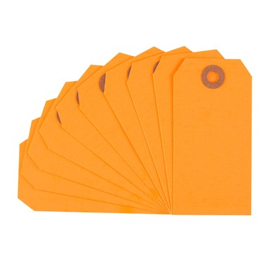 Sc shop tags med orange 11068