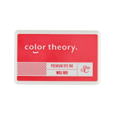 Sc shop premium ink well red 9154