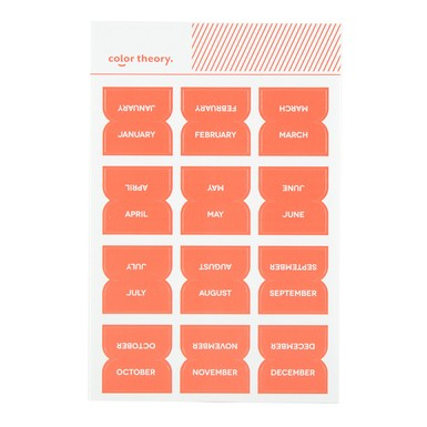Sc shop stickers monthly labels coral bay 9613