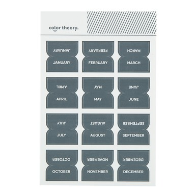 Sc shop stickers monthly labels clean slate 9630