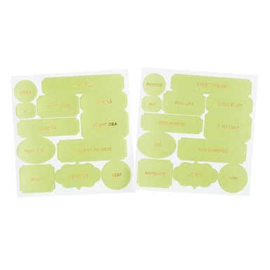 Sc shop labels going green 8566