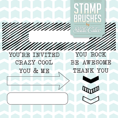 Shop card brushes