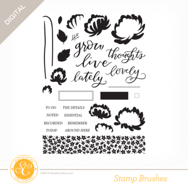 29457 sc romanholiday 6x8 stamp build a bouquet preview