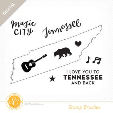 29712 sc confidant stamps i love tennessee preview