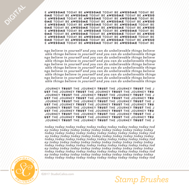 34059 sc stamp word pattern builder preview