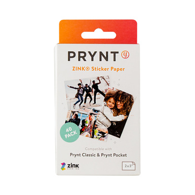 Prynt release paper pack square