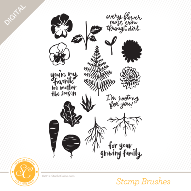 34537 sc starlight stamps fall plants preview