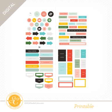 37612 sc bookmarked printables stickers mp preview