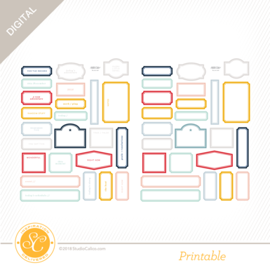 41373 holland park printable labels preview
