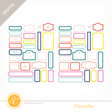 42844 sc fresh start printable labels preview