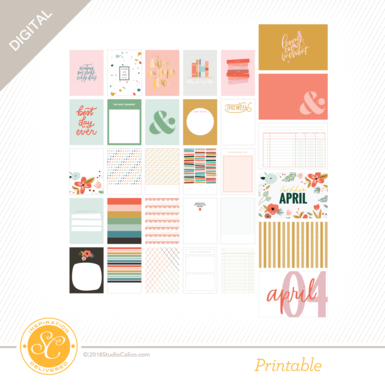 52176 sc bookish journal cards side a preview