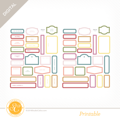 56651 sc brightside printable labels preview