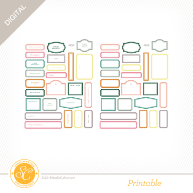 60626 sc foundandcollected printable labels preview